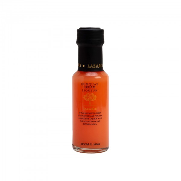 Kumquat Cream Liqueur 20% Vol. 100 ml Flasche*