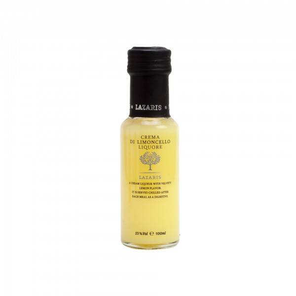 Limoncello Cream Liqueur 15% Vol. 100ml Flasche*