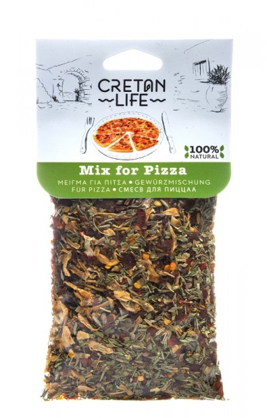 Mix for Pizza 50 g im Beutel
